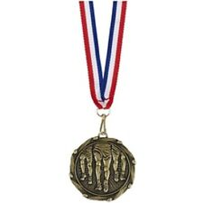 Runner/Running Medals & Ribbons AM916G - Engraved FREE your message - Free P+P