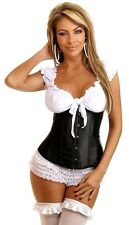 Daisy Corsets Strapless Underbust Sexy Lingerie Corset Bustier
