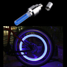 LED Tire Wheel Valve Spoke Flash Lamp Cycling Bicycle Colorful Cool Car Light