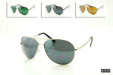 New Fashion Aviator Style UNISEX (Men & Women) Designer Sunglasses 62039