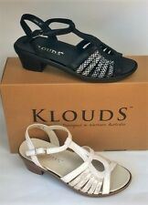 Klouds shoes - Orthotic friendly comfort leather Sandals Glory