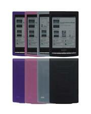 for Sony PRS-T1 eBook Reader Soft Silicone Rubber Skin Cover Case