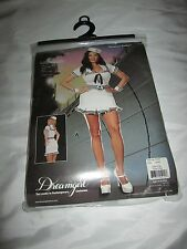5163X Dreamgirl Plus Size Cruise Cutie Halloween Costume