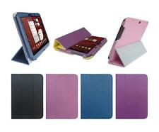 """for Motorola Droid Xyboard 10.1"""" Tablet PU Leather Folding Folio Skin Cover Case"""