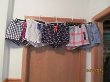 Light Mini Shorts Gap Body size XL,LG,MD,SM,XS,Multi Color 100% cotton NWT