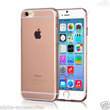 0.3mm Ultra Slim Crystal Clear Soft TPU Gel Thin Case Cover iPhone 7, 6s, 6 Plus