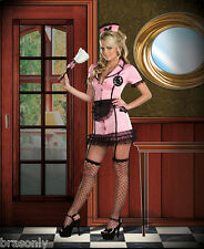 DREAMGIRL 7581 Women's Housekeeping Hottie Maid Costume several size reg $64.99