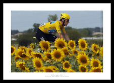Bradley Wiggins 2012 Tour De France Cycling Photo Memorabilia (965)