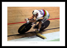 Chris Boardman 1996 Cycling Photo Memorabilia (5822)