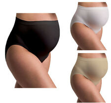 3pcs Seamless Brief Pregnancy Maternity Belly Support Panty Bump Women Underwear