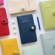 [2016 Spring of Life Diary] Diary Scheduler Book Journal Monthly Weekly Planner