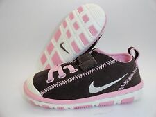 08 Retro Nike Sensory Motion Peanut Lea TD 318066 216 Toddler Baby Sneaker Shoes