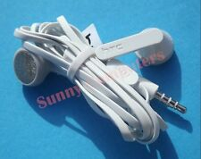 HTC Genuine Stereo Earphone Headset With Mic for HTC OneX M7 8S 8X Black White