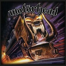 Motorhead Orgasmatron Patch - NEW & OFFICIAL