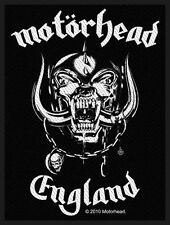 Motorhead England Patch - NEW & OFFICIAL