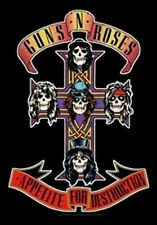 Guns N Roses Appetite For Destruction Textile Flag (IMPORT) - NEW & OFFICIAL