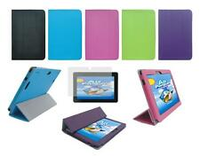"""Folio Skin Cover Case and Screen Protector for Amazon Kindle Fire HDX 8.9"""" 2013"""