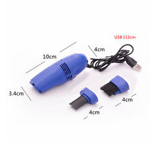 New Home Mini USB Automatic Vacuum Cleaner For Computer Laptop PC Keyboard Desk