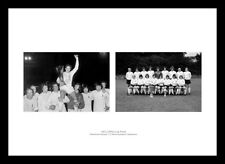 Tottenham Hotspur 1972 UEFA Cup Final Team Double Photo Memorabilia (ST722)