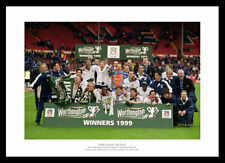Tottenham Hotspur 1999 League Cup Final Team Spurs Photo Memorabilia (520)