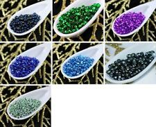 20g Lined Seed Beads Czech Glass Seed Beads 8/0 PRECIOSA Seed Beads Rocaille Bea