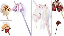 HOBBY HORSES traditional with sounds and gallops hobby horse NEW