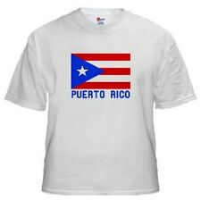 Puerto Rico Cool Flag Shirts All Sizes