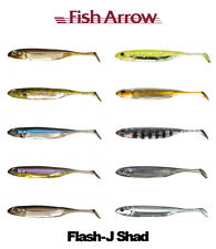 Fish Arrow Flash J Shad Swimbait - Select Size/Color