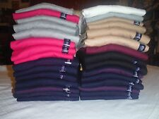 Long Sleeve V-Neck Sweaters GAP Many Colors Regular sizes 2XL,XL,LG,MD,SM,XS NWT