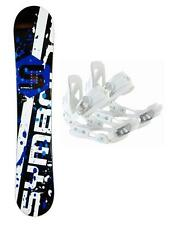 NEW Symbolic Rocker Snowboard + Bindings +burton dcal cheap Package kid youth