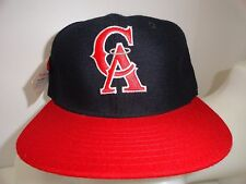 Vintage New Era 59 Fifty MLB California LA Angels Anaheim Youth Baseball Cap Hat