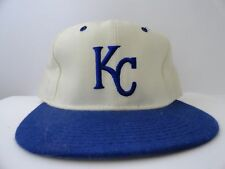 Vintage New Era 59 Fifty MLB Kansas City Royals Men's Baseball Cap Hat Fitted
