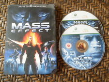 Mass Effect Collectors Edition. Microsoft Xbox 360. PAL. With manual