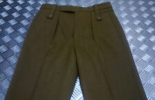 Genuine Vintage British Army No2 / SD Dress Trousers Buttoned Fly Various