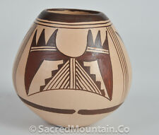 Native American- small vase by artist Barbara Polacca  #BP519