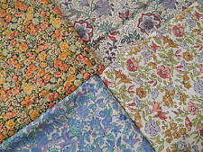 VINTAGE LIBERTY FABRIC - 90CM WIDE - TANA LAWN - CRAFT-QUILTERS-PATCHWORK