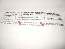 """Women's Foster Grant Beaded Eyewear Chain 26"""" Choose Your Style"""