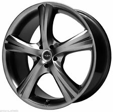 "4 wheels ROH Audi TT Subaru BRZ WRX VW Toyota Scion 18"" 5x100 18x8 Wheel Rims"