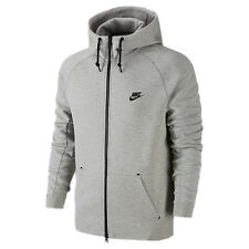 Nike Dark Grey Tech Fleece AW77 1.0 Full Zip Hoodie