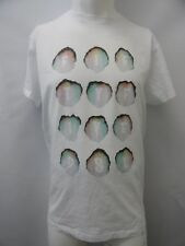 New 55 DSL Diesel Men's White T-Shirt XL XXL 100% Cotton Rare! Fifty Five Dsl