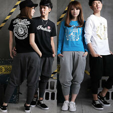Casual Women Men Baggy Harem Hip-Hop Dance Sport Sweat Long Pants Loose Trousers