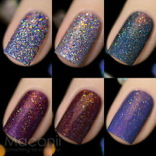 F.U.N Lacquer - New Year 2016 [LE] - Holographic & Glitter Nail Polish 12ml
