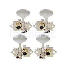 2L2R Guitar Tuning Pegs Machine Heads Tuners Keys For 4 String Ukulele Parts