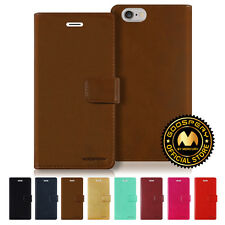 GOOSPERY® BlueMoon Card Diary Flip Cover Stand Wallet Case for Apple iPhone 6 6S