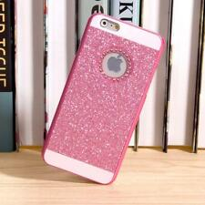 For Apple iPhone 7/6S 4.7Luxury Diamond Crystal Rhinestone Bling Hard Case Cover