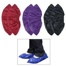 Waterproof Durable Rain Shoes Cover Men Women Reusable Washable Flat Overshoes