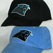 Carolina Panthers Polo Style Cap ✨HAT ✨CLASSIC NFL PATCH/LOGO ✨2 COLORS ✨NEW