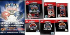 SUGAR BOWL PROGRAM $16.89 & PINS 2016 OLE MISS CHAMPIONS OKLAHOMA COWBOYS