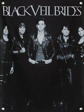 Black Veil Brides Band Photo Printed Flag Black BVB Textile Flag 75x100cm