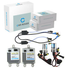 Full CANBUS 12V 55W AC Car HID Xenon Conversion Kit H1 H3 H7 H11 9005 9006 43K